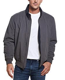 Weatherproof Men's Microfiber Bomber Jacket