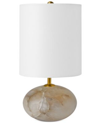 Regina Andrew Alabaster Orb Table Lamp - Lighting & Lamps - For ...