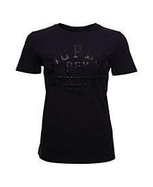 Superdry Women's Black Out T-Shirt
