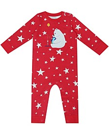 earth by Organic Baby Boy 1-Piece Mason Coverall