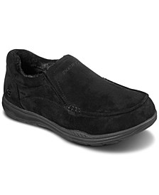 Men's Relaxed Fit Expected X - Larmen Slip-On Casual Loafer Sneakers from Finish Line