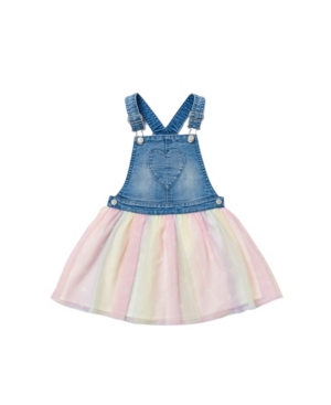 EPIC THREADS TODDLER GIRLS RAINBOW PRINTED TUTU SKIRTALL
