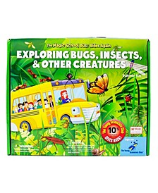 Exploring Bugs, Insects Creatures
