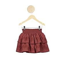 Toddler Girls Summer Skirt