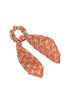Girls Scarf Scrunchie - Broderie