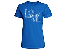 Women's Kentucky Wildcats Lace Love T-Shirt