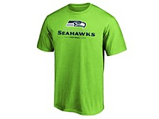 Men's Seattle Seahawks Team Lockup T-Shirt