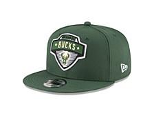 Milwaukee Bucks 2020 Tip Off 9FIFTY Cap