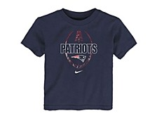 Toddler New England Patriots Icon T-Shirt