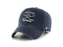 Seattle Kraken Axis Clean Up Cap