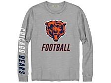 Chicago Bears Men's Zone Read Long Sleeve T-Shirt