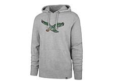Philadelphia Eagles Men's Throwback Headline Hoodie