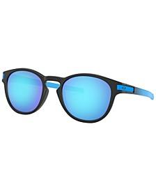Latch Polarized Sunglasses, OO9265 53