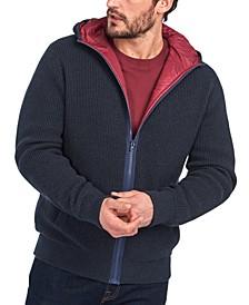 Men's Adriatic Zip-Through Ribbed Jacket