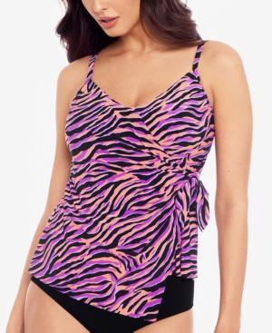 Wild Life Carma Tankini Top Women's Swimsuit