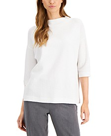 Elbow-Sleeve Sweater, Created for Macy's