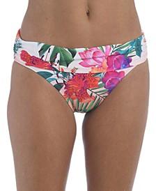 Side Shirred Hipster Bottom