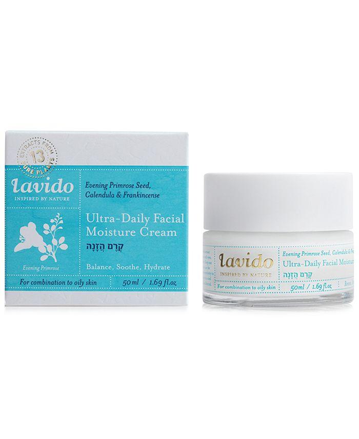 Lavido - Ultra-Daily Facial Moisture Cream, 1.69-oz.