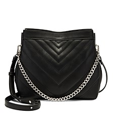 INC Judith Convertible Quilted Crossbody, Created for Macy's