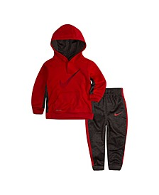 Baby Boys Therma Hoodie and Pants Set