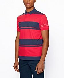BOSS Men's Pavel Regular-Fit Polo Shirt