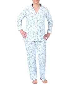 Printed Pajamas Set