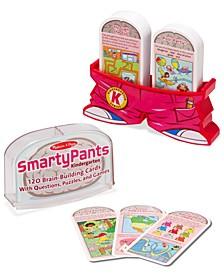 Kids Game, Smarty Pants Kindergarten Card Set