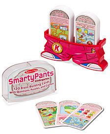 Melissa and Doug Kids Game, Smarty Pants Kindergarten Card Set
