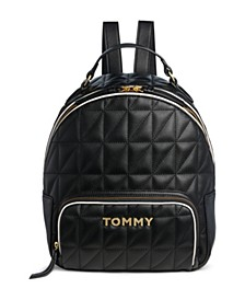 Quilted Emma Backpack