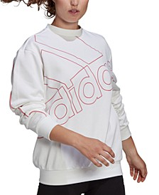 Women's Big-Logo Sweatshirt