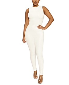 The NW Sleeveless Jumpsuit