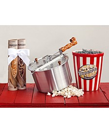 Holiday Hot and Fresh Popcorn Set