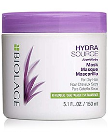 Biolage HydraSource Mask For Dry Hair, 5.1-oz., from PUREBEAUTY Salon & Spa