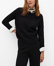 Women's Fine-Knit Sweater
