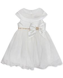 Baby Girls Illusion Dress