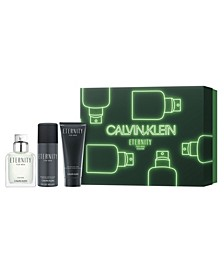 Men's 3-Pc. Eternity Cologne Gift Set