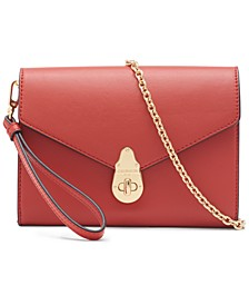 Soft Lock Convertible Crossbody/Shoulder Bag