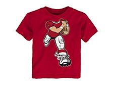 Louisville Cardinals Toddler Yard Rush T-Shirt