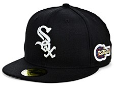 Chicago White Sox World Series Patch 59FIFTY Cap