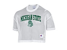 Michigan State Spartans Men's Vault Shimmel Jersey