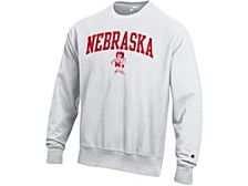 Nebraska Cornhuskers Men's Vault Reverse Weave Sweatshirt
