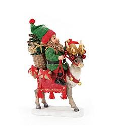 Possible Dream Santas Snowy Ride
