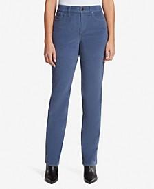 Women's Mandie Corduroy Average Length Jeans
