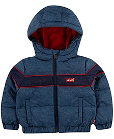 Baby Boys or Girls Colorblock Puffer