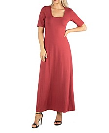 Women's Casual Maxi Dress
