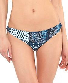 Batik Babe Twisted Tab Hipster Bikini Bottoms