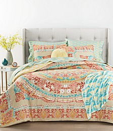 Valencia Mandala Bedding Collection, Created for Macy's