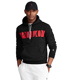 Men's Big & Tall Logo Double-Knit Hoodie