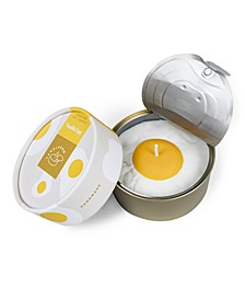 Candlecan Vanilla Egg Soy Candle