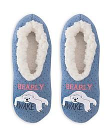 K. Bell Women's Bearly Awake Slippers